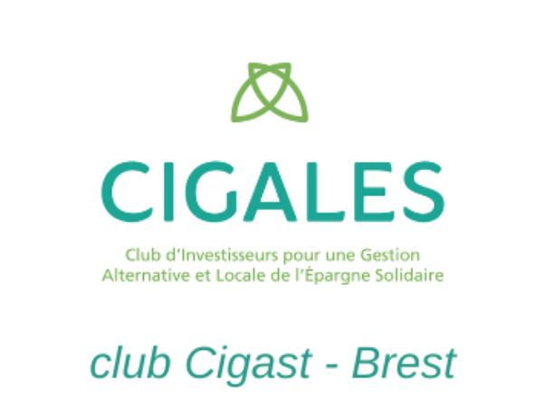 Un grand merci à la Cigast de Brest pour leur soutien !